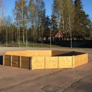 Lillns Norra skola stoltserar nu med tv Gagarinkar gagaball gagarinkhellip