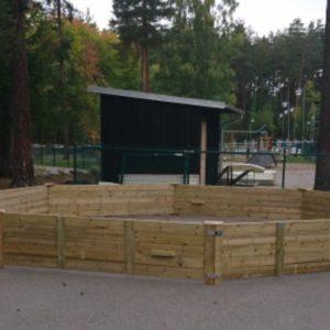 Skogstorpsskolan r med i gagaballspelandet nu ny gagarink  gagaballhellip